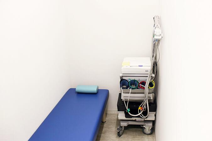 動脈硬化検査室