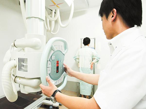 イメージ:X線検査(レントゲン検査)